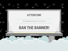 Ban the Banner